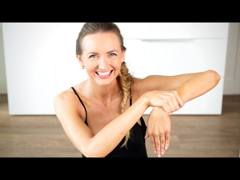 Yoga for Wrist Pain: Stretches For Carpal Tunnel, Wrists & Hands