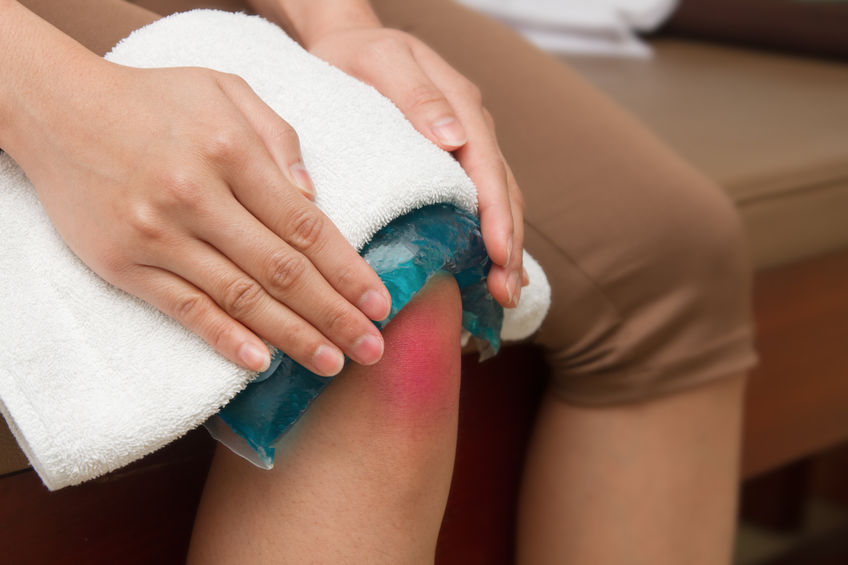 The Importance of Cold Compression Therapy for Knee Pain