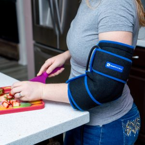 Cold Therapy Elbow Wrap for Elbow Pain and Surgery