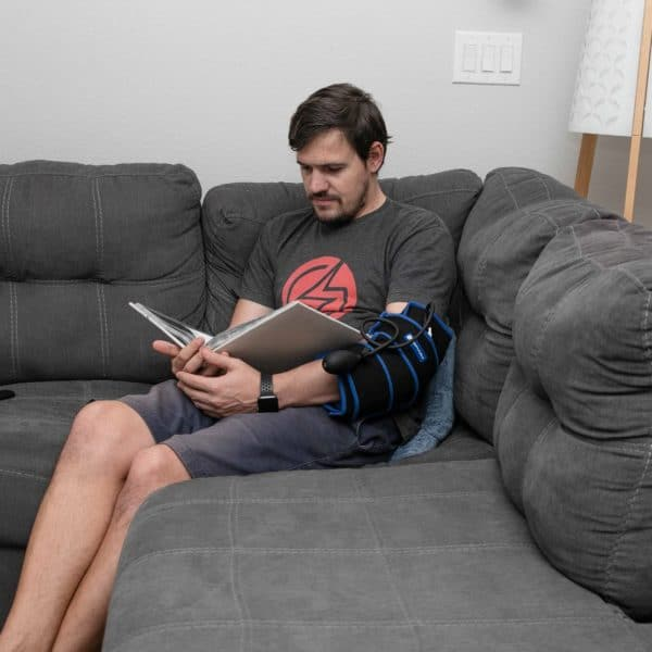 Elbow Ice Wrap - Cold Therapy