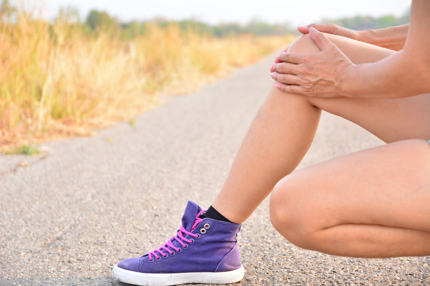 Can Shoes Cause Knee Pain?