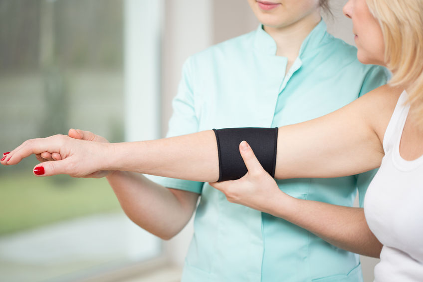 Ice & Cold Therapy for Constant Elbow Pain Relief and Surgery Recovery - Rehabilitation