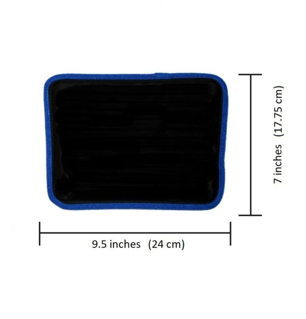 Replacement Ice Gel Pack for Back/Hip/Ribs Wrap - S/M