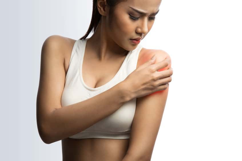 Top 5 Reasons Why You Have Pain in Your Shoulder - Treatment Options