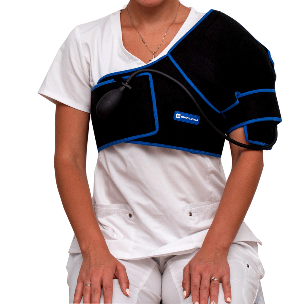 Cold Therapy Shoulder Ice Wrap for Pain and Surgery Recovery-01 (50%)