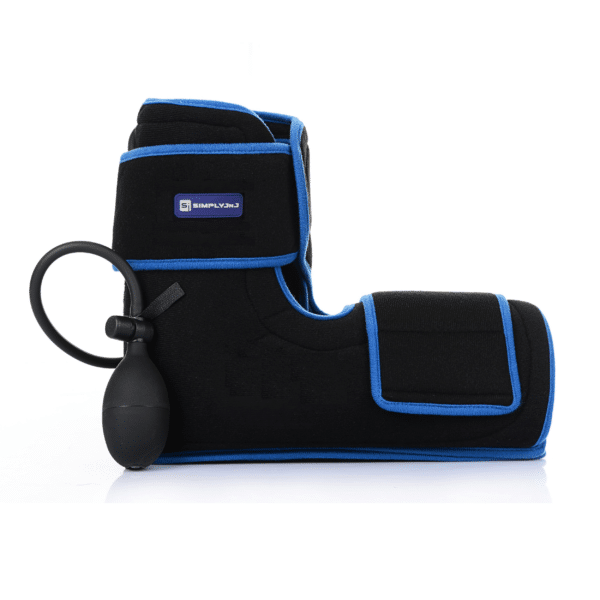 Our foot and ankle ice wraps are great for ankle and foot pain relief, surgery recovery and more.