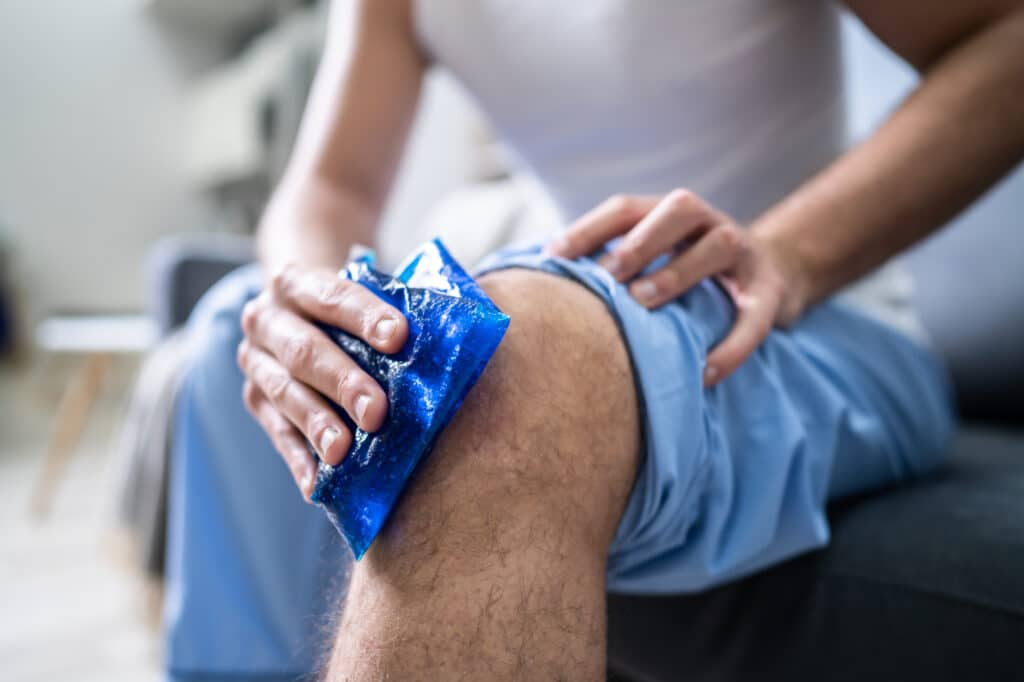 How to treat repetitive motion injuries