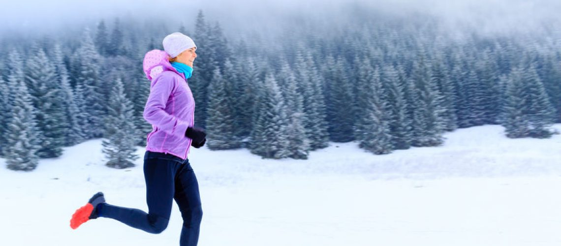 5 Tips For Running in Cold Weather