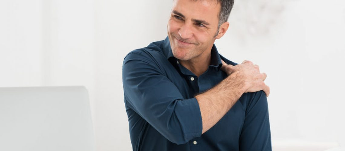 Top 5 Reasons Why You Have Pain in Your Shoulder